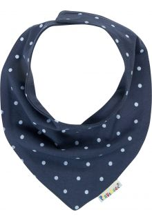 Playshoes---Neckerchief-for-babies---Dots---Navy