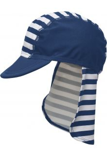 Playshoes---UV-Swim-Cap-Kids--Maritime