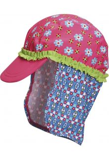 Playshoes - UV Sun Hat Kids- Flower - 0
