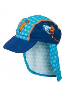 Playshoes - UV children sun cap - Mouse - 900