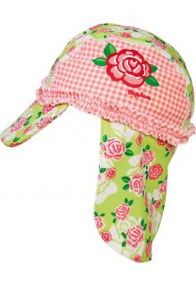 Playshoes - UV children sun hat - Pink - 900