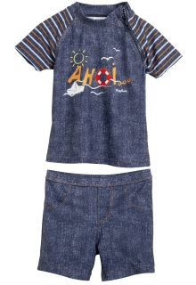 Playshoes - UV swim set - jeans - 0