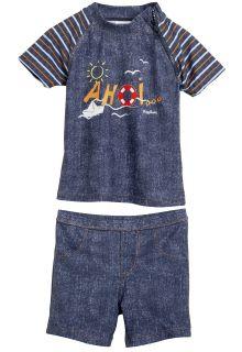 Playshoes - UV swim set - jeans - 0