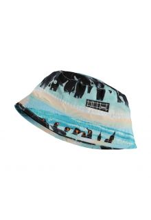 Molo---UV-Bucket-hat-for-boys---Niks---Penguin---Multi