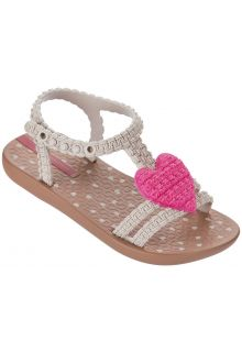 Ipanema - Sandals for babies - My First Ipanema - beige / pink - Front