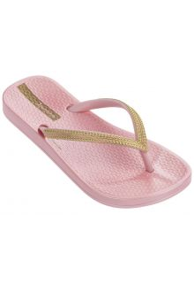 Ipanema - Flip-flops for girls - Mesh Kids - light pink - Front