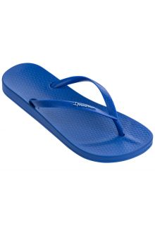 Ipanema - Flip-flops for women - Anatomic Tan Colors - blue - Front