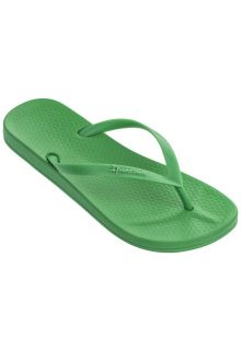 Ipanema - Flip-flops for women - Anatomic Tan Colors - green - Front