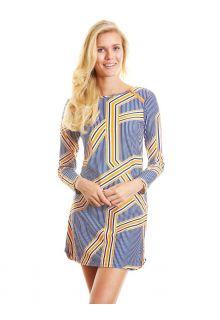 Cabana-Life---UPF-50+-Orange-Drive---Zip-Shoulder-Dress