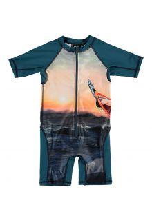 Molo---Kids'-short-sleeved-UV-swimsuit---Neka-Placed---Point-Break