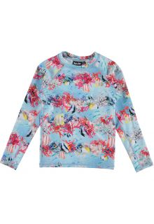 Molo---UV-Swim-shirt-longsleeve-for-girls---Neptune---Coral-Stripe