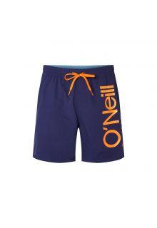 O'Neill---Men's-Swim-Shorts---Original-Cali---Blue