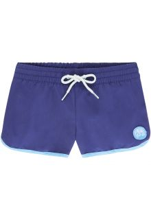 O'Neill - Girls' swimming shorts - blue - Front