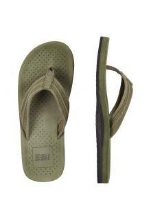 O'Neill - Men's Flip-flops - Olive - Front
