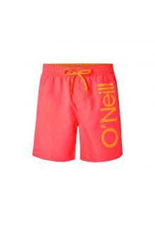 O'Neill---Men's-Swim-Shorts---Original-Cali---Pink