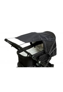 Altabebe---Universal-UV-sun-screen-for-strollers---Black