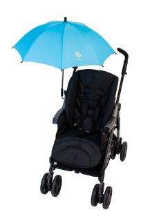 Altabebe---Universal-UV-umbrella-for-strollers---Light-blue