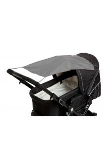 Altabebe---Universal-UV-sun-screen-for-strollers---Dark-grey