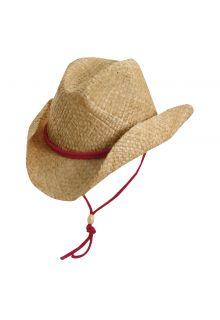 Scala---UV-western-hat-for-Kids---Fuchsia