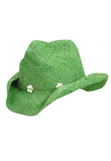 Scala---UV-cowgirl-hat-for-Kids---Lime