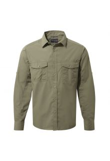 Craghoppers---UV-Shirt-for-men---Longsleeve---Kiwi---Pebble