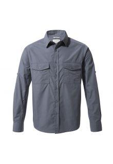 Craghoppers---UV-Shirt-for-men---Longsleeve---Kiwi---Ombre-Blue