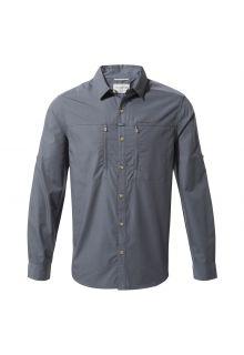 Craghoppers---UV-Shirt-for-men---Longsleeve---Kiwi-Boulder---Ombre-Blue