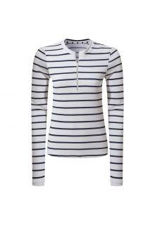 Craghoppers---UV-Swim-shirt-for-women---Cordelia-Rash-Vest---Navy/White