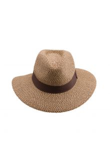 Emthunzini-Hats---UV-Fedora-sun-hat-for-adults---Oscar---Brown