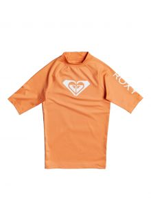 Roxy---UV-Swim-shirt-for-teen-girls---Whole-Hearted---Salmon