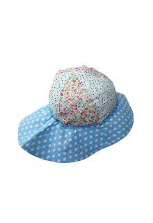 Emthunzini-Hats---UV-Sun-hat-for-babies---Gracie---Blue