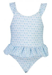 Snapper Rock - Bathingsuit for babies - Oceania Sustainable - Aqua - Front
