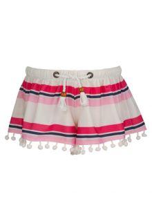 Snapper Rock - Swim Short - Pink/Navy Cabana Stripe - 0