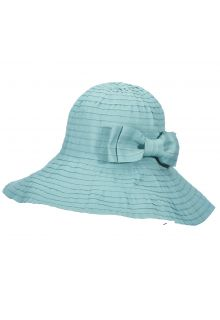 UV oprolbare hat for women from Scala - Aqua - 0