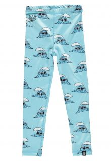 Beach-&-Bandits---Kids'-UV-leggings---Surf's-Up---Light-blue