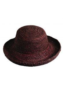 Scala---UV-hat-for-women---Chocolade