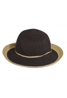 Scala---UV-hat-lint-for-women---Chocolade