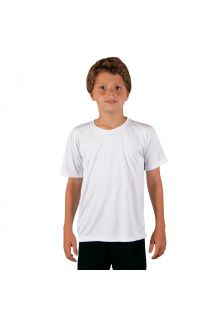 Vapor-Apparel---UV-shirt-for-children-with-short-sleeves---white