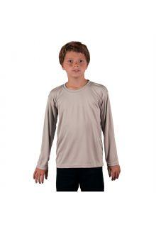 Vapor-Apparel---UV-shirt-for-children-with-long-sleeves---grey