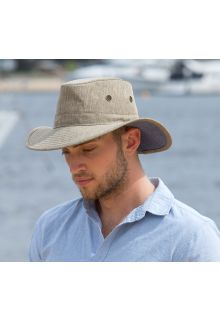 Rigon---UV-Safari-hat-for-men---Stone-beige