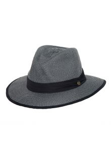 Rigon---UV-fedora-hat-for-men---Mandalay---Grey