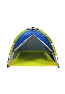 Banz---UV-Shelter---UPF50+-Beach-tent---Mini---Blue/Yellow
