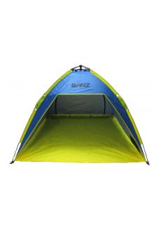 Banz---UV-Shelter---UPF50+-Beach-tent---Large---Blue/Yellow
