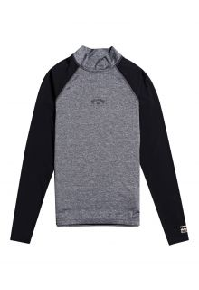 Billabong---UV-Rashguard-for-men---Longsleeve---Contrast---Grey