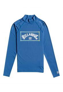 Billabong---UV-Rashguard-for-men---Longsleeve---Unity---Dark-blue