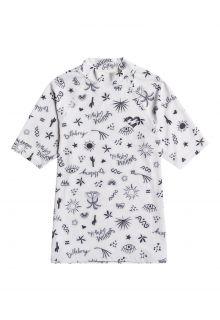 Billabong---UV-Rashguard-for-girls---Short-sleeve---Swim---Salt-Crystal