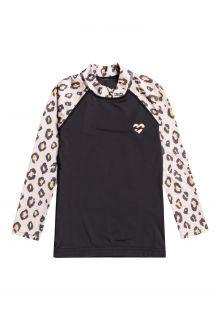 Billabong---UV-Rashguard-for-girls---Longsleeve---Billie-Logo---Off-Black