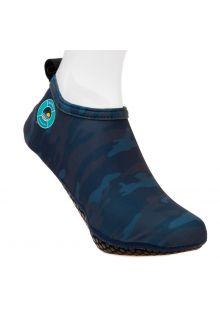Duukies---Mens-UV-Beach-Socks---Mens-Army-Blue---Dark-Blue