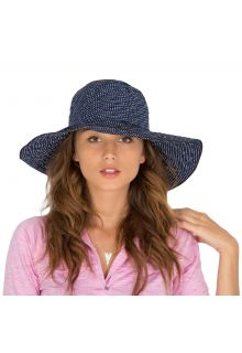 Rigon---UV-Floppy-hat-for-women---Navy-Blue