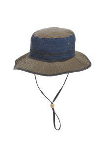 Dorfman-Pacific---UPF-50+-Men's-UV-Hat-Navy
